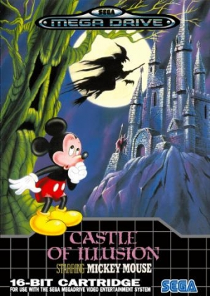 Castle of Illusion Starring Mickey Mouse [Europe] - Sega