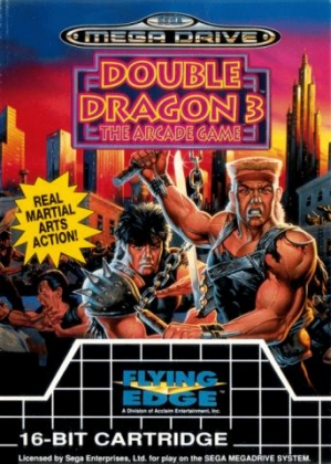 Double dragon: neon on steam.