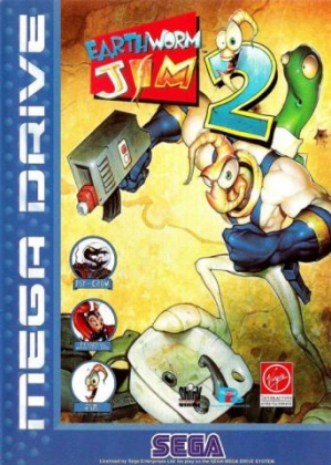 Earthworm Jim 2 [Europe] image