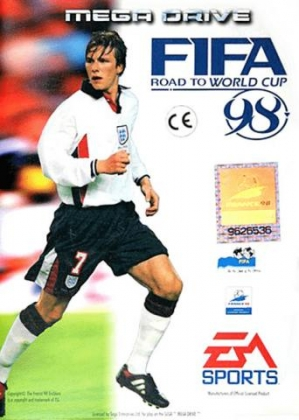 FIFA 98 : Road to World Cup [Europe] image
