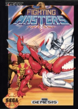Fighting Masters [USA] - Sega Genesis/MegaDrive () rom download