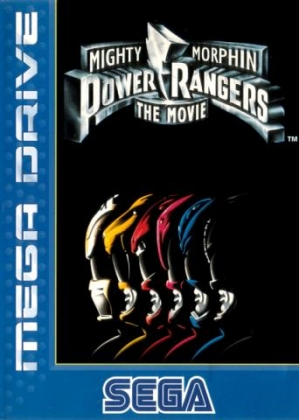 Mighty Morphin Power Rangers : The Movie [Europe] image