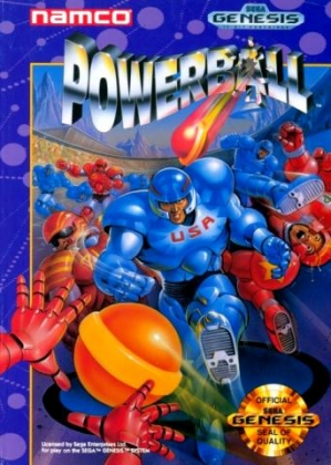 Powerball [USA] - Sega Genesis/MegaDrive () rom download | WoWroms com