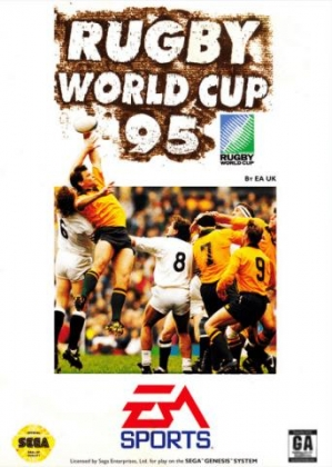 Rugby World Cup 95 [USA] image