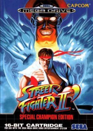 Street Fighter II' : Special Champion Edition [Europe] image
