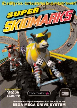 Super Skidmarks [Europe] image
