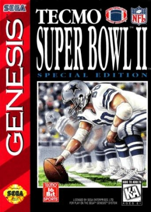 Tecmo Super Bowl II : Special Edition [USA] image