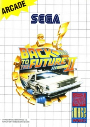 BACK TO THE FUTURE PART II [EUROPE] - Sega Master System (SMS) rom