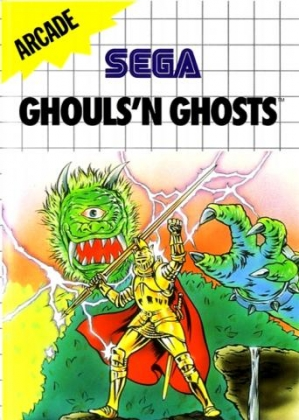 GHOULS'N GHOSTS [EUROPE] image