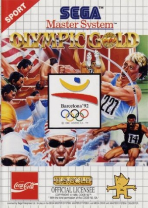 OLYMPIC GOLD [EUROPE] image