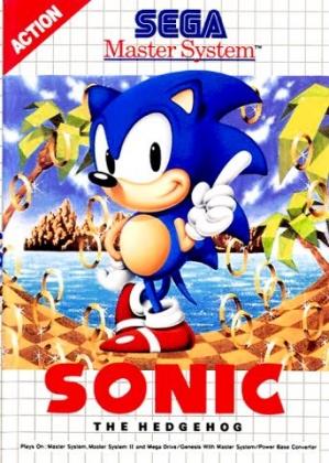 Sonic The Hedgehog Europe Sega Master System Sms Rom Download Wowroms Com