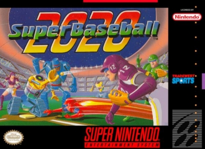 2020 Super Baseball [USA] image