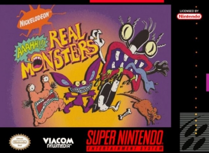 Aaahh!!! Real Monsters [USA] image