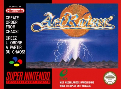 ActRaiser [Europe] image