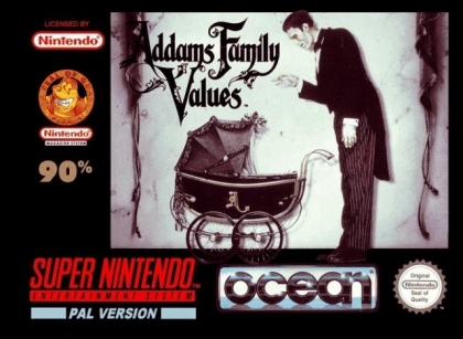 Addams Family Values [Europe] image