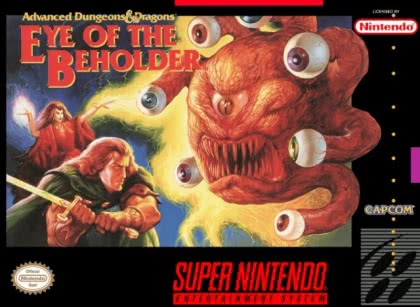 Advanced Dungeons & Dragons : Eye of the Beholder [USA] image