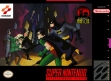 Логотип Emulators The Adventures of Batman & Robin [USA]