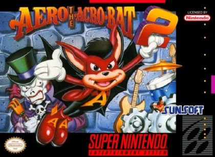 Aero the Acro-Bat 2 [USA] image