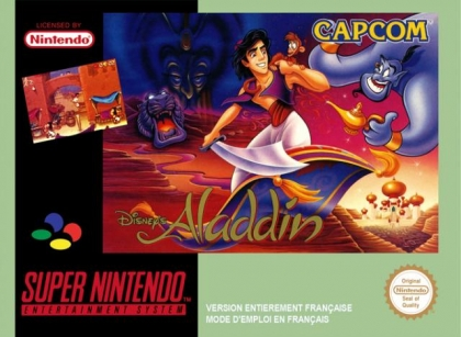 aladdin france super nintendo snes rom download. Black Bedroom Furniture Sets. Home Design Ideas