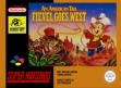logo Emulators An American Tail : Fievel Goes West [Europe]