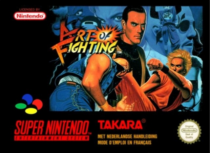 Art Of Fighting Europe Super Nintendo Snes Rom Download