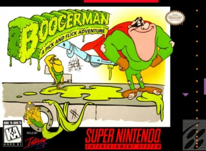 Boogerman : A Pick and Flick Adventure [USA] image