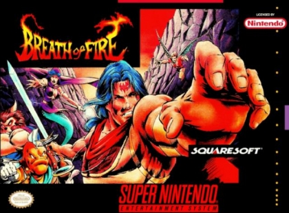 Breath of Fire [USA] image