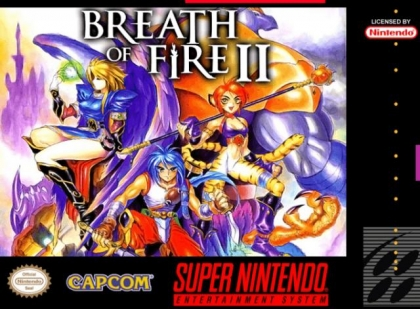 Breath of Fire II [USA] - Super Nintendo (SNES) rom download