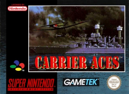 Carrier Aces [Europe] image