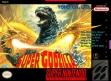 logo Emulators Chou Gojira : Super Godzilla [Japan]