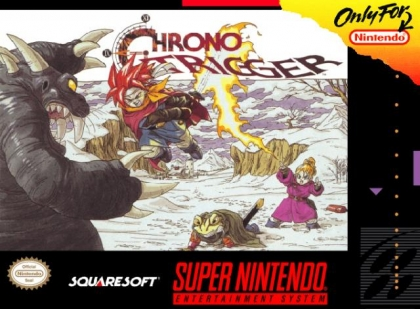 Chrono Trigger [USA] - Super Nintendo (SNES) rom download