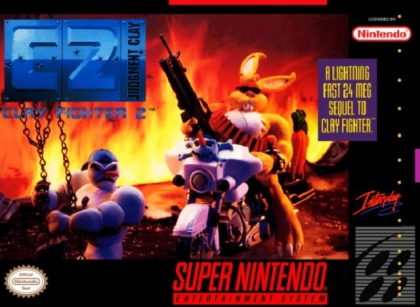 Clay Fighter 2 : Judgment Clay [USA] image