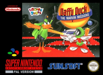 Daffy Duck : The Marvin Missions [Europe] image
