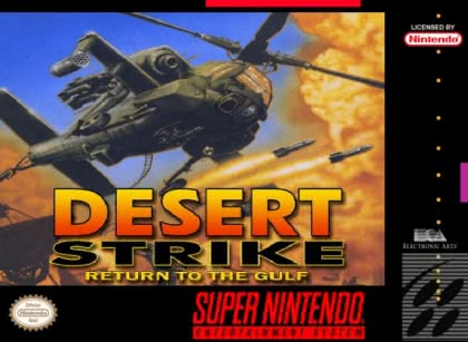 Desert Strike : Return to the Gulf [USA] image