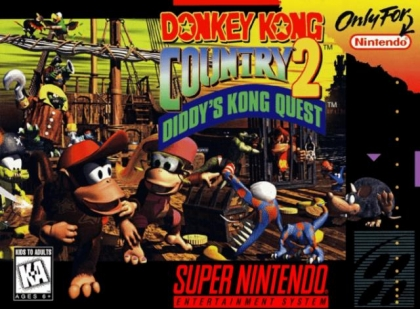 Donkey Kong Country 2 : Diddy's Kong Quest [Germany] image