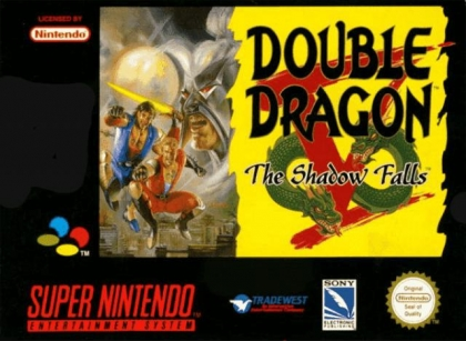 Double Dragon V : The Shadow Falls [Europe] image