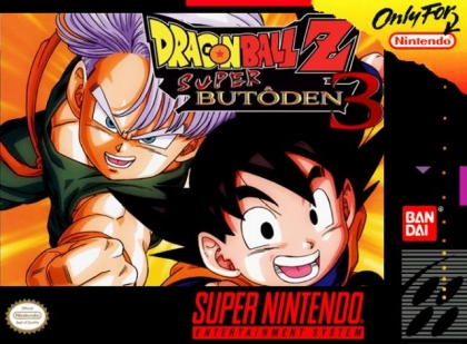 Dragon Ball Z Chomutujeon Korea Super Nintendo Snes Rom