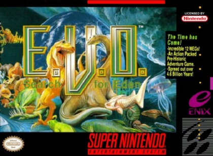 E.V.O. : Search for Eden [USA] image