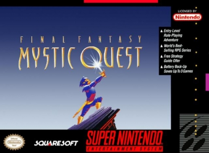Final Fantasy : Mystic Quest [USA] image