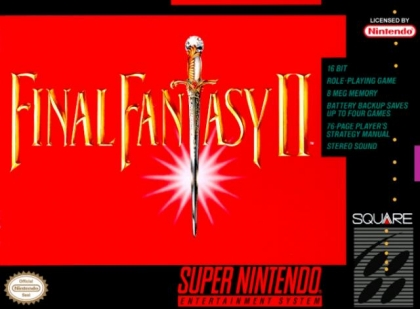 Final Fantasy II [USA] image