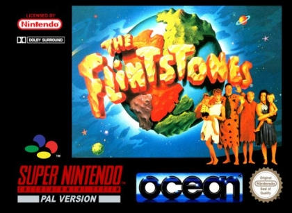 The Flintstones [Europe] image