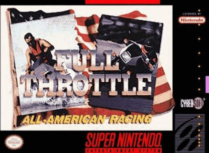Full Throttle : All-American Racing [USA] (Beta) image