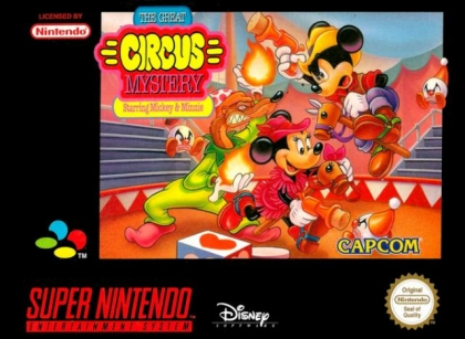 disneys magical quest 2 starring mickey and minnie snes rom