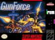 logo Emulators GunForce : Battle Fire Engulfed Terror Island [Europe] (Proto)