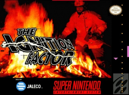 Image result for the ignition fa snes cover
