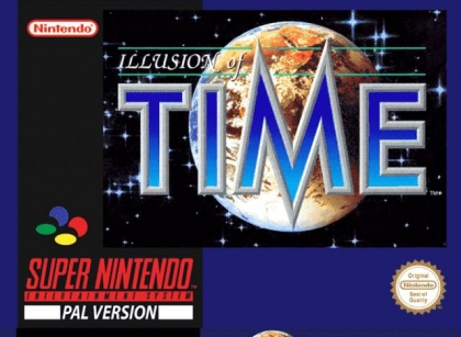 Illusion of Time [Europe] image