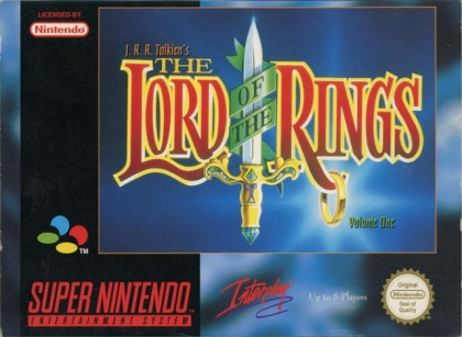 J.R.R. Tolkien's The Lord of the Rings : Volume On [Europe] image