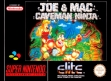 logo Emulators Joe & Mac : Caveman Ninja [Europe] (Beta)