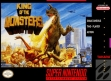logo Emulators King of the Monsters [Japan]