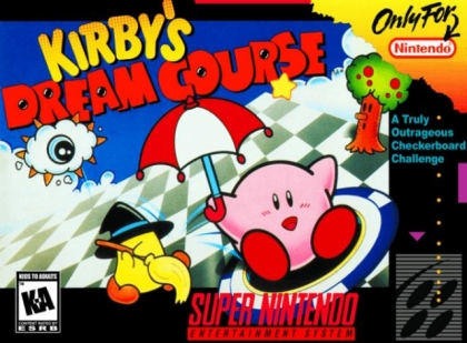 Kirby's Dream Course [USA] image